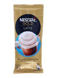 Nescafe Latte Instant Foaming Coffee Mix, 19.6g