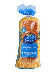 Lusine Sliced Milk Bread, 600g