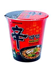 Nong Shim Shin Cup Noodles Soup, 68g
