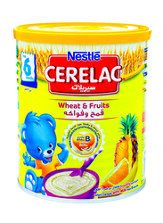 Nestle Cerelac Wheat & Fruits Infant Cereal, 400g