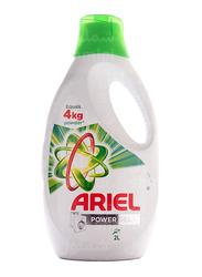 Ariel Regular Power Gel Laundry Liquid Detergent, 2 Liters
