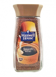Maxwell House Smooth Blend Coffee, 190g