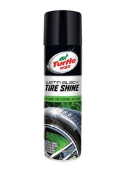 Turtle Wax 14.5oz Wet N Black Tire Shine