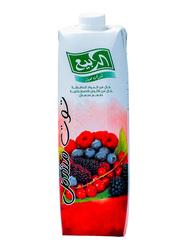 Al Rabie Mix Berry Juice Drink, 1 Liter