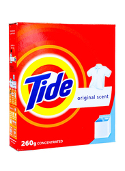 Tide Original Scent Laundry Powder Detergent, 260g