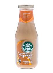 Starbucks Frappuccino Caramel Coffee Drink, 250ml