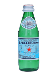 San Pellegrino Natural Sparkling Mineral Water, 250ml