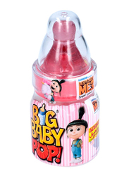 Bazooka Strawberry Big Baby Pop Candy, 32g