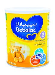 Bebelac Stage 2 Follow On Formula Milk, 400g
