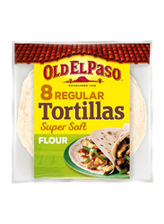 Old Elpaso Flour Tortillas, 326g