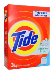 Tide Jasmine Scent Laundry Powder Detergent, 3 Kg