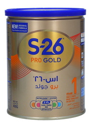 Wyeth S.26 Gold Pro Stage 1 Infant Formula Milk Powder, 400g