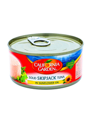 California Garden Solid skipjack Tuna in Sunflower Oil, 170g
