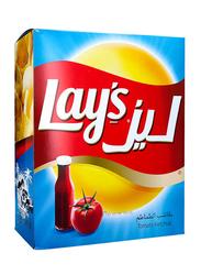 Lay's Tomato Ketchup Potato Chips, 14 Packs x 23g