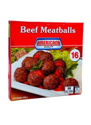 Americana 16 Beef Meat Balls, 400 grams