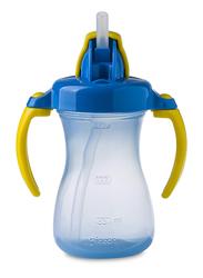 Pigeon BPA Free Petite Straw Bottle, 150ml, Blue