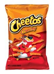Cheetos Cheese Crunchy Chips, 34.5g