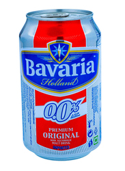 Bavaria Premium Original Non Alcoholic Beer Can, 330ml