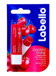 Labello Cherry Shine Lip Balm, 5.5ml, Red