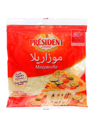 President Shredded Mozzarella Cheese, 450g