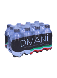Dmani Natural Mineral Water, 12 Bottles x 330ml