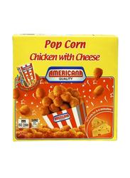 Americana Chicken Cheese Popcorn, 400 grams