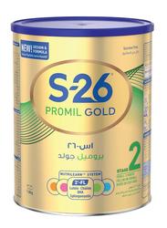 Wyeth S-26 Promil Gold Stage 2 Premium Milk Powder Can, 1.6 Kg