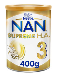 Nestle Nan Supreme H.A. Stage 3 Growing Up Milk, 400g