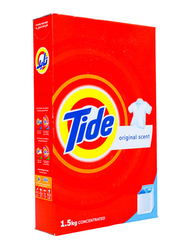 Tide Original Scent Laundry Powder Detergent, 1.5 Kg