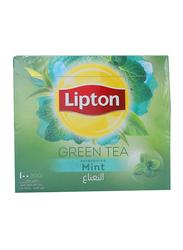 Lipton Refreshing Mint Green Tea, 100 Tea Bags x 1.5g