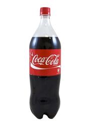 Coca Cola Original Soft Drink Pet Bottle, 1.5 Liter