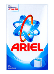 Ariel Laundry Powder Detergent, 1.5 Kg
