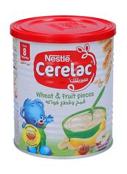 Nestle Cerelac Wheat & Fruit Pieces Infant Cereal, 400g