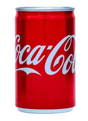 Coca Cola Original Soft Drink Can, 150ml