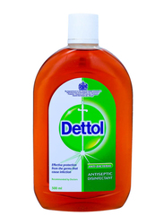 Dettol Antiseptic Disinfectant Liquid, 500ml