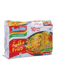 Indomie Mi Goreng Fried Noodles, 10 Packs x 80g
