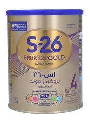 Wyeth S-26 Prokids Gold Stage 4 Growing Up Formula Milk Powder, 900g
