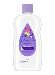 Johnson's Baby 300ml Sleep Time Oil for Active Baby