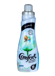 Comfort Concentrated Fabric Softener Baby, 750ml