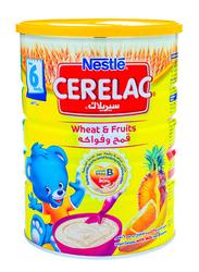 Nestle Cerelac Wheat & Fruits Infant Cereal, 1 Kg