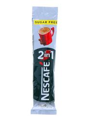 Nescafe 2-in-1 Sugar Free Instant Coffee Mix, 11.7g