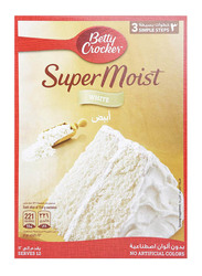 Betty Crocker Super Moist White Cake Mix, 510g