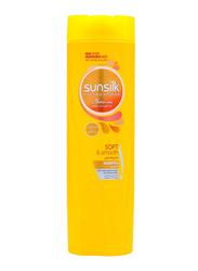 Sunsilk Soft & Smooth Hair Shampoo for Dry Hair, 400ml