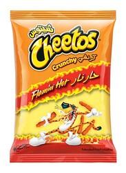 Cheetos Flaming Hot Crunchy, 50g