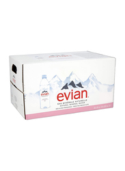Eviany Prestige Natural Mineral Water, 24 Bottles x 500ml