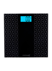 Roomwell UK Body Weighing Scale, Black