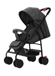 Mamamini Compact Baby Stroller, Black