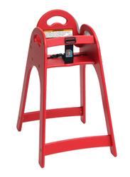 Koala Kare USA Designer High Chair, Red