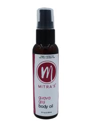 Mitra's Bath & Body Guava Goji Shea Body Oil, 59ml