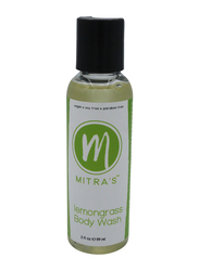Mitra's Bath & Body Lemongrass Body Wash, 59ml
